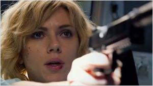 Filmes na TV: Hoje tem Lucy e Força G