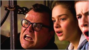 Filmes na TV: Hoje tem Goosebumps - Monstros e Arrepios e Cilada.com