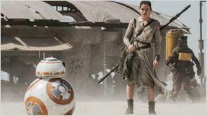 Filmes na TV: Hoje tem Star Wars: O Despertar da Força e Menores Desacompanhados