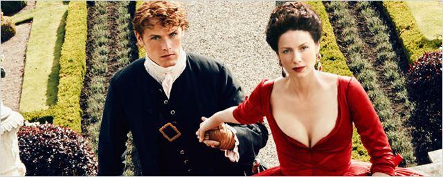 Outlander: Segunda temporada ganha novo trailer, data de estreia e belo cartaz
