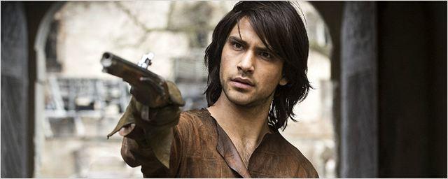 D'Artagnan da nova série de Os Três Mosqueteiros será protagonista de Snatch