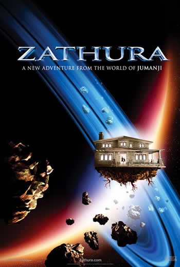 Zathura: Uma Aventura Espacial – Dublado
