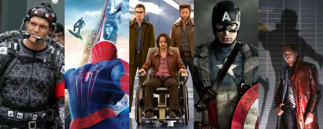 Resultado de imagem para herois marvel cinema