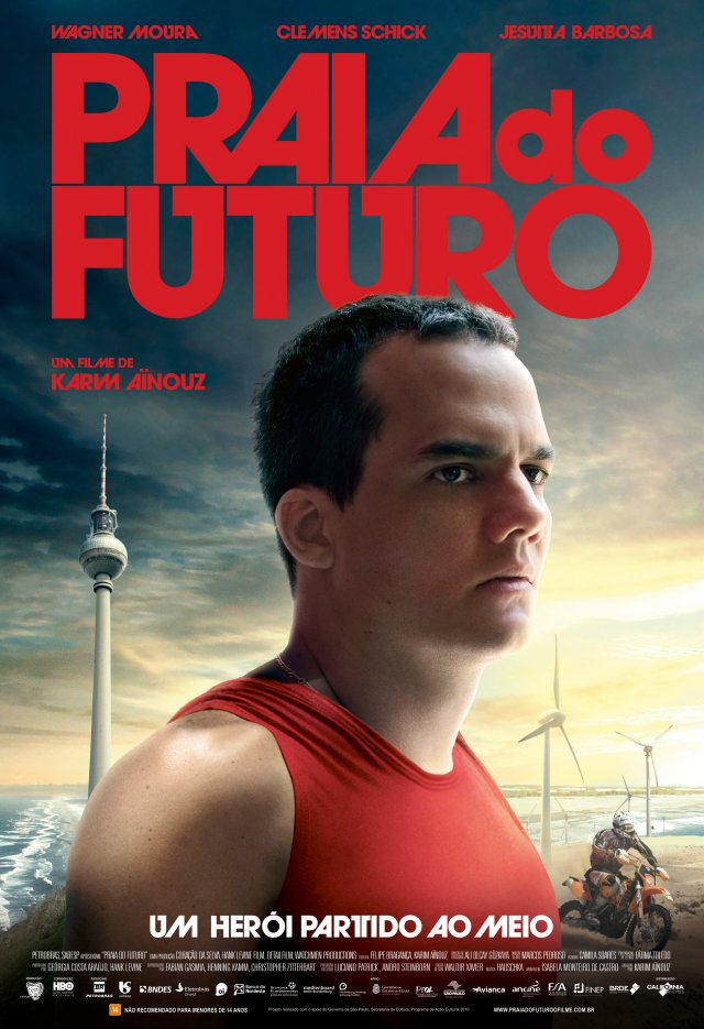 Image result for praia do futuro filme nudez
