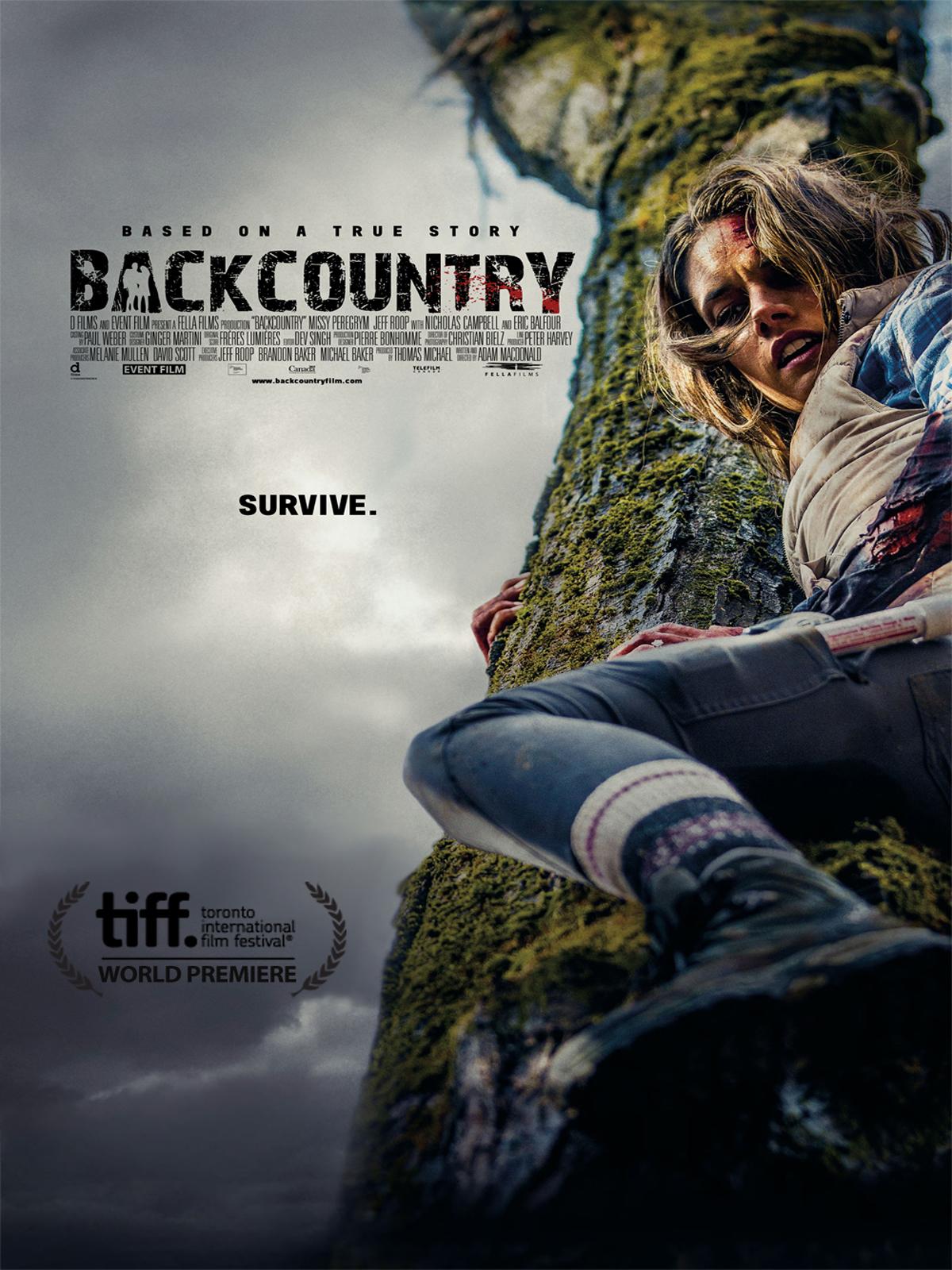 Backcountry: Fotos - Backcountry : Poster - AdoroCinema