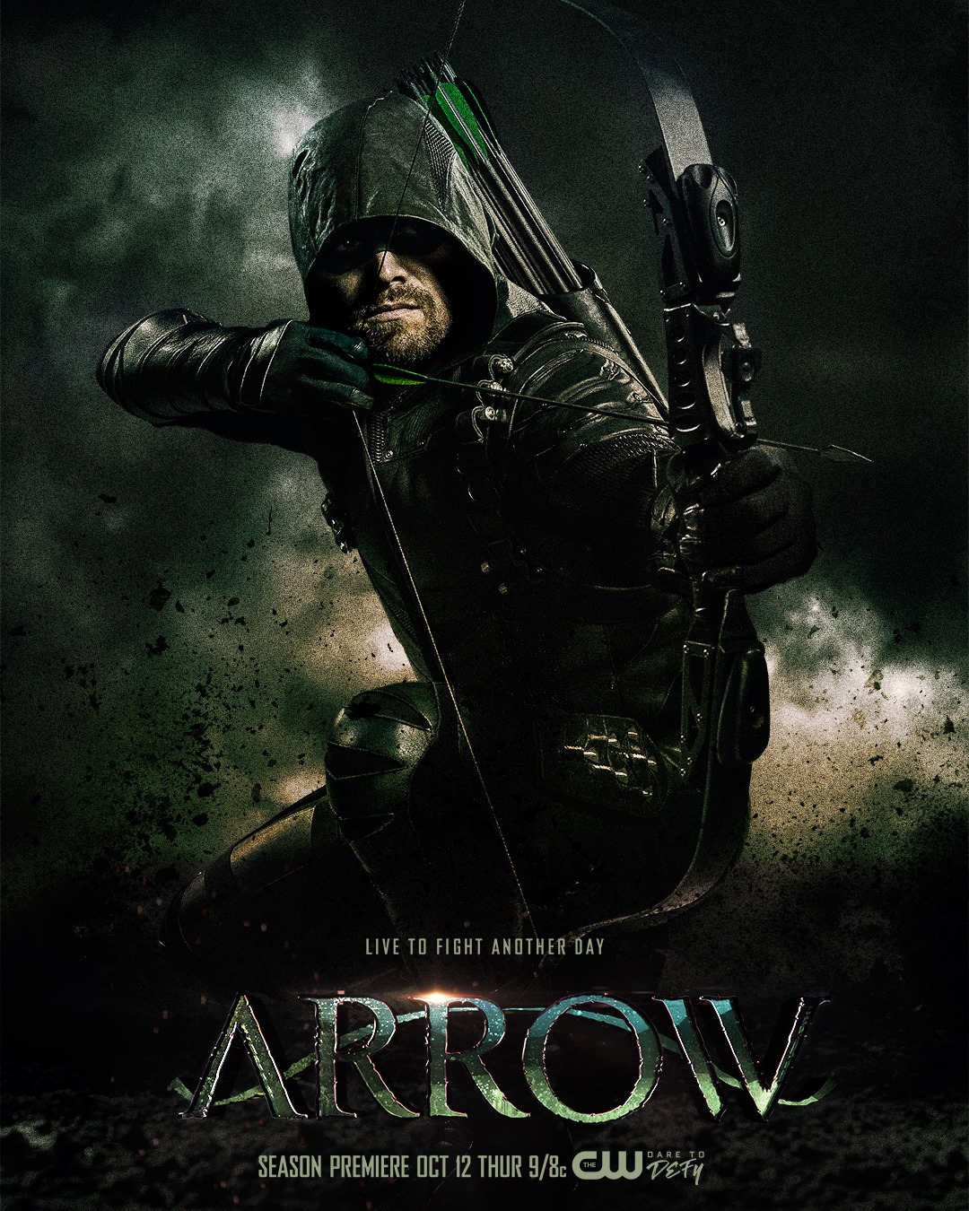 arrow fernsehserie