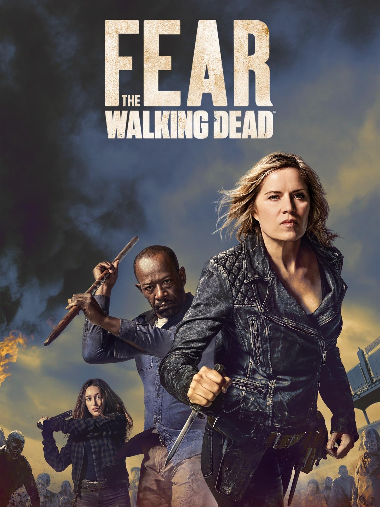 Fear The Walking Dead Serie