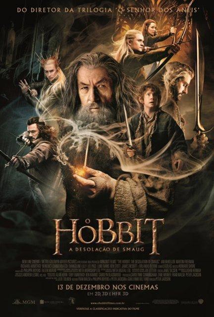 O Hobbit A Desolação de Smaug (2013) Estendido