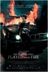 A Menina que Brincava com Fogo