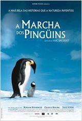 A Marcha dos Pingüins
