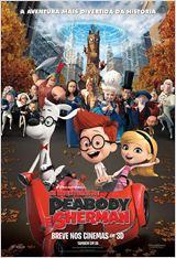 As Aventuras de Peabody & Sherman 1080p