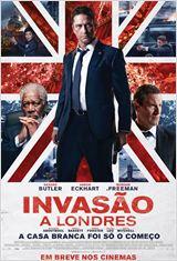 Invasão a Londres – Dublado
