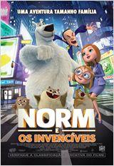 Norm     e os Invencíveis – Dublado