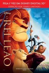 O Rei Leão - Poster
