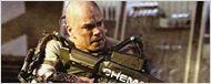 Matt Damon está pronto para a batalha na nova imagem de Elysium