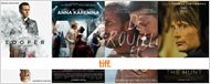 Looper, Anna Karenina e Cloud Atlas est&#227;o entre os filmes selecionados no Festival de Toronto