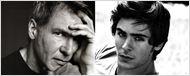Harrison Ford e Zac Efron negociam para estrelar suspense psicológico