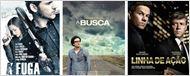 A Busca, Linha de Ação e A Fuga são as principais estreias da semana