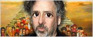Tim Burton, de Os Fantasmas se Divertem a Grandes Olhos