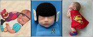 Owwn! 30 bebês recém-nascidos vestidos de personagens da cultura pop