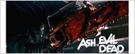 Novo vídeo de Ash vs Evil Dead destaca o maior ícone da série: a motosserra