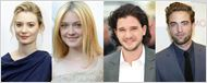 Dakota Fanning e Kit Harington vão substituir Mia Wasikowska e Robert Pattinson em suspense