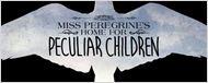 Tim Burton divulga logo de seu novo filme: Miss Peregrine's Home for Peculiar Children