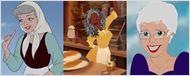 Como seriam as princesas da Disney mais velhas?