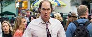 Matthew McConaughey surge irreconhecível nas primeiras imagens de Gold