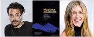 Jennifer Aniston e Jack Huston vão atuar em adaptação do livro Pássaros Amarelos