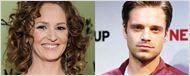 I'm Dying Up Here, piloto produzido por Jim Carey, terá Melissa Leo e Sebastian Stan como protagonistas