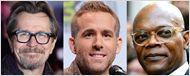 Ryan Reynolds, Samuel L. Jackson e Gary Oldman vão atuar juntos em filme de ação