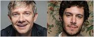 Martin Freeman e Adam Brody vão estrelar nova série do Crackle