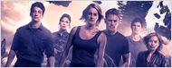 Tris assume a dianteira da tropa no pôster final de A Série Divergente: Convergente