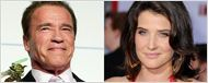 Por Arnold Schwarzenegger e Cobie Smulders comédia de ação estrelada será