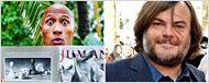 Jack Black entra para o elenco de Jumanji ao lado de Dwayne Johnson e Kevin Hart