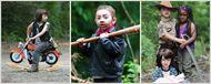 Crianças adoráveis recriam cenas marcantes de The Walking Dead