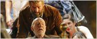 Novas imagens do set de Wolverine 3 mostram Patrick Stewart como o Professor Xavier