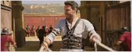 Novos vídeos de Ben-Hur mostram Jesus crucificado e bastidores das gravações
