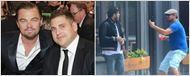 Leonardo DiCaprio finge ser fã e dá susto em Jonah Hill
