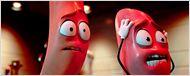 Seth Rogen fará mais animações para maiores depois do sucesso de Festa da Salsicha