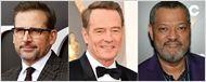 Steve Carell, Bryan Cranston e Laurence Fishburne estão próximos de filme do diretor de Boyhood