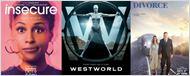 Westworld, Insecure e Divorce são renovadas para a segunda temporada, mas drama deve retornar só em 2018