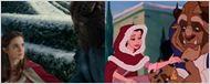 Vídeo compara trailer de A Bela e a Fera com cenas da animação clássica