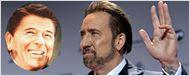Nicolas Cage pode interpretar ex-presidente dos EUA Ronald Reagan em biografia