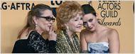Colegas de Scream Queens mandam mensagens de apoio para Billie Lourd após as mortes de Carrie Fisher e Debbie Reynolds