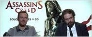 """Michael Fassbender comenta o processo de adaptação de Assassin´s Creed: """"Existe sempre um elemento de respeito e de desrespeito"""" (Exclusivo)"""