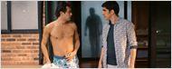 Marcelo Adnet tenta convencer Eduardo Sterblitch a seguir o plano em cena de Os Penetras 2 - Quem Dá Mais? (Exclusivo)