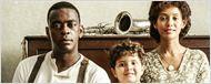 Seu Jorge e Taís Araújo posam juntos na primeira imagem oficial de Pixinguinha - Um Homem Carinhoso