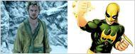 Punho de Ferro: Foto de bastidores revela uniforme clássico do personagem